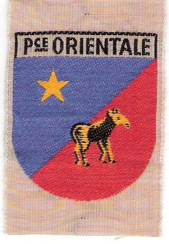 Badge Province Orientale du Congo